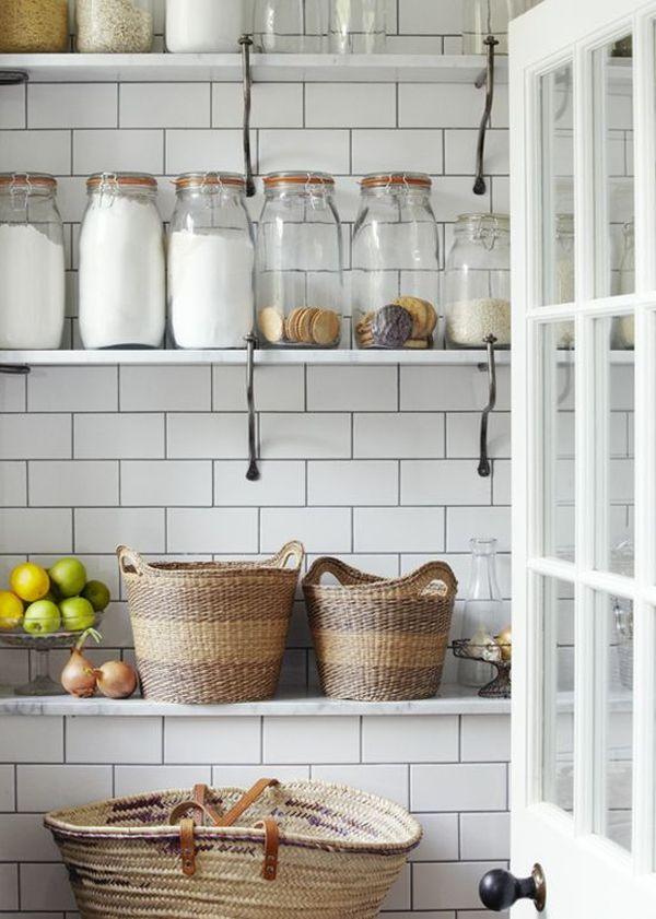 Subway kitchen tiles