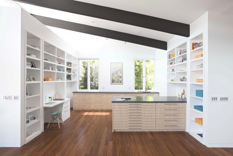 Дома Эйхлера: современный энергоэффективный вариант в Купертино