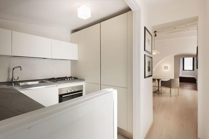 Интерьер квартиры в Риме