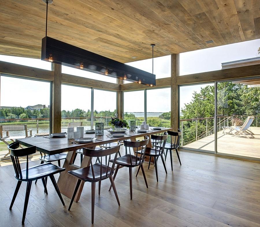 Дома в американском стиле: проекты загородного особняка от Bates Masi