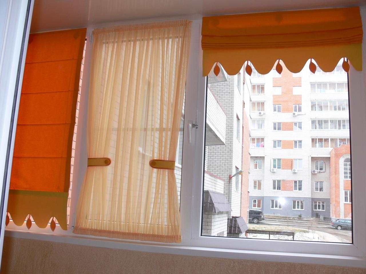 Окна для дома сшить