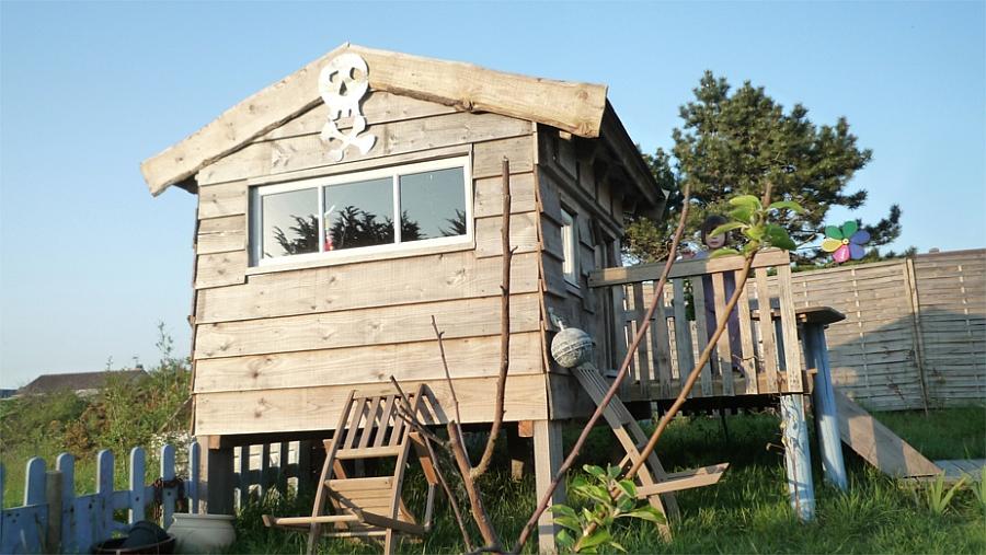 Дизайн интерьера небольшого загородного дома в сельском французском стиле