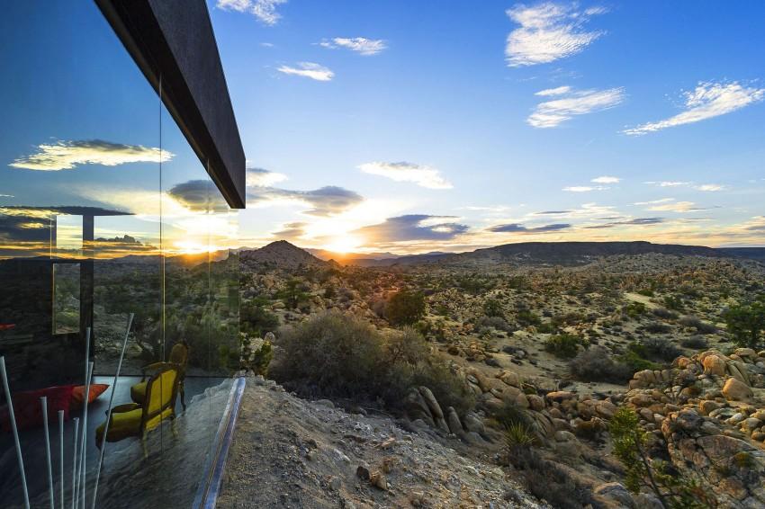 Дом над обрывом: впечатляющий проект от американских архитекторов