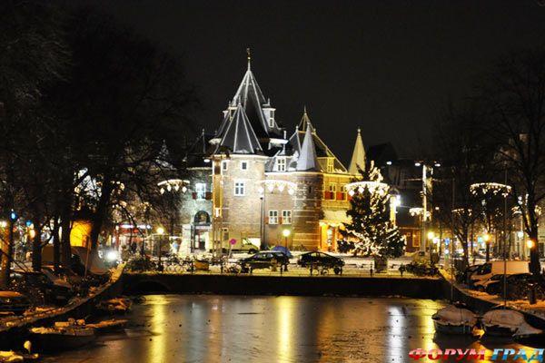 голландия нидерланды новый год: