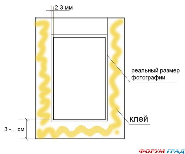 Как сделать фоторамку из картона своими руками видео