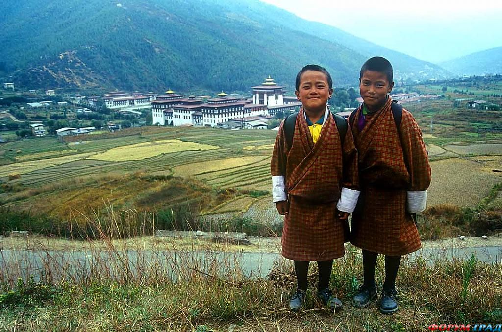the four fundamental pillars of the happy country of bhutan