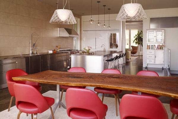 Unusual dining room tables