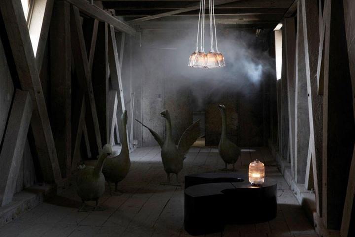 Выставка лауреатов премий от дома моды Baccarat