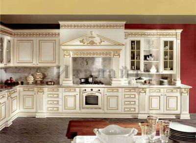 Дизайн кухни работа