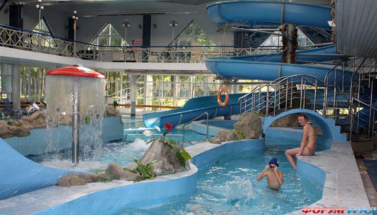 аквапарк аква-юна фото