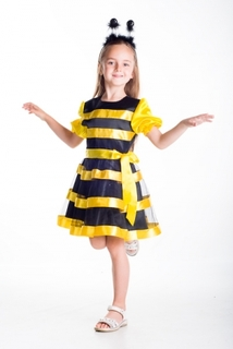 Костюм пчелы на взрослого своими руками