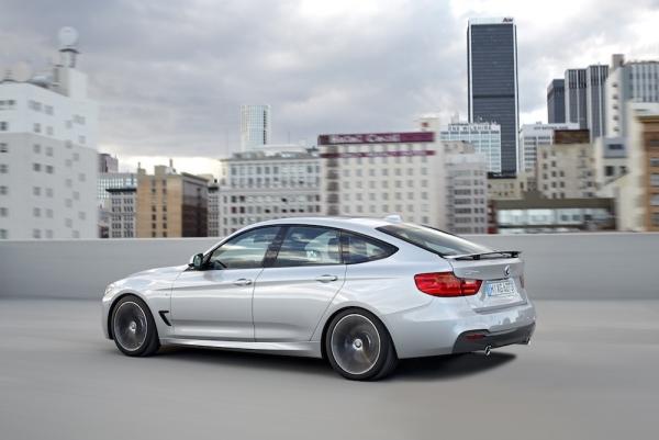 BMW - 3-Series Gran Turismo
