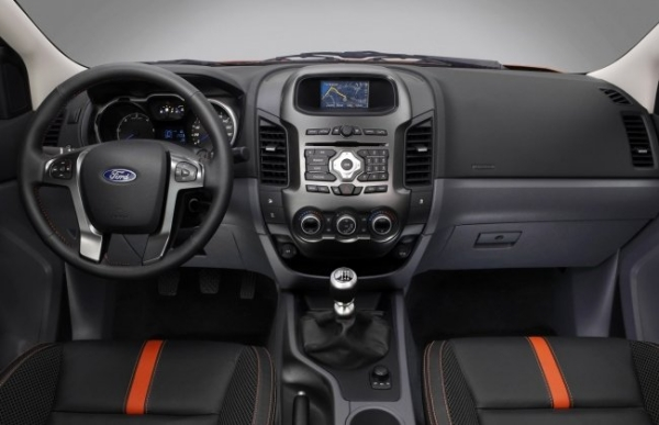 Пикап Ford Ranger 2013