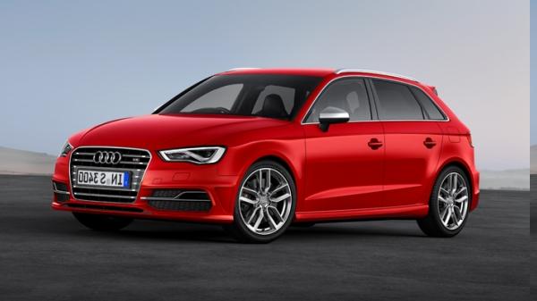 Audi S3 Sportback 2013