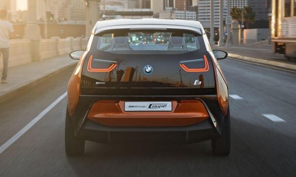 Электрокупе BMW i3