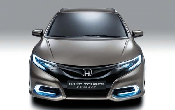 Honda Civic Tourer 2014
