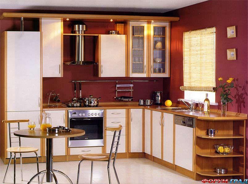 Кухня дизайн своими руками