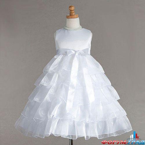 Выкройки платья для 1 года