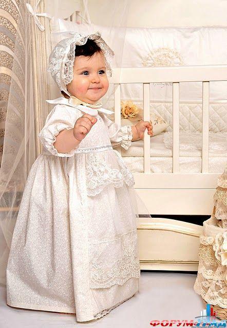Крестильная Одежда Для Новорожденных