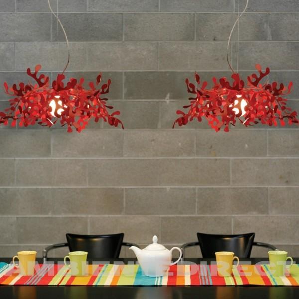 10 Exquisite Pendant Lamp Designs For The Dining Area interior design. leaves s via the d sign 10 Exquisite Pendant...