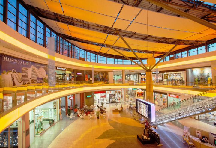 Торговый центр Galleria Burgas в Бургасе