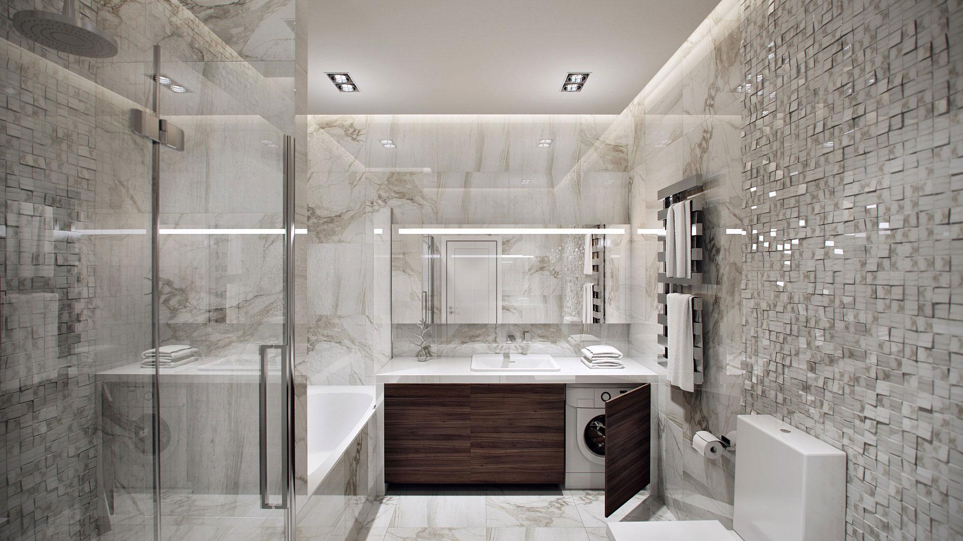 Дизайн туалета современные идеи