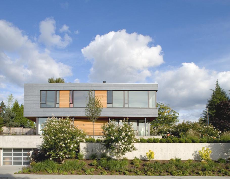Американские дома: современный особняк от COOP 15