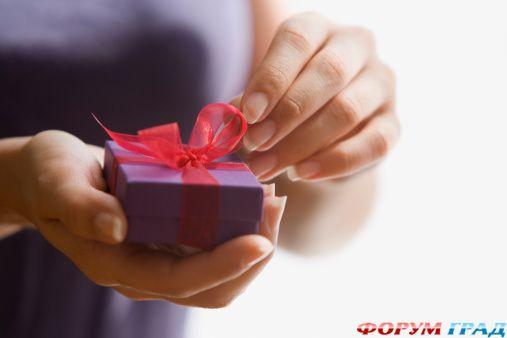 Подарок на день рождение сватье