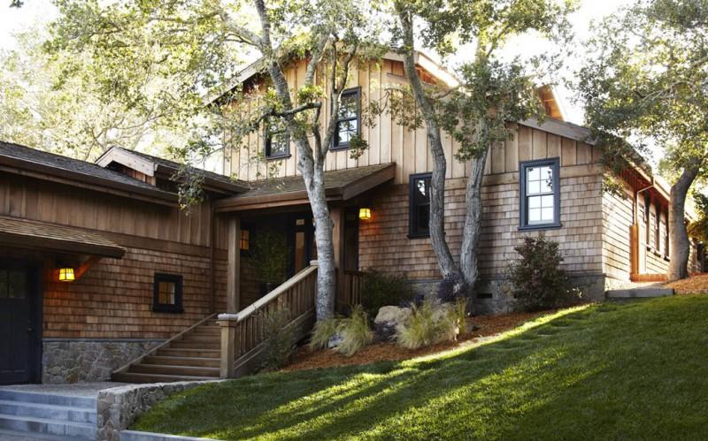 Дом в калифорнийском стиле: проект от Urrutia Design