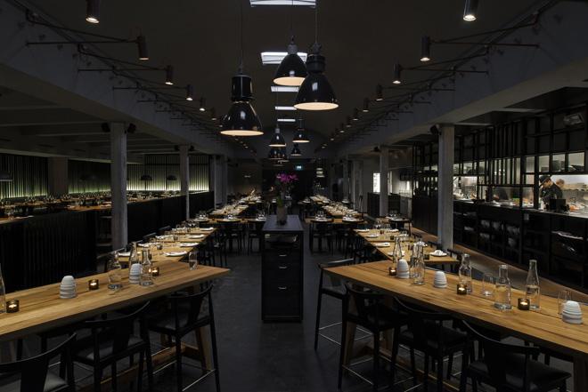 Уютный ресторан Farang в Стокгольме