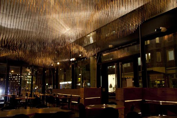 Японский ресторан Hashi Mori izakaya в Берлине