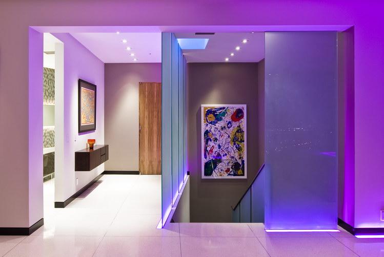 Свет и цвет в дизайне и интерьере