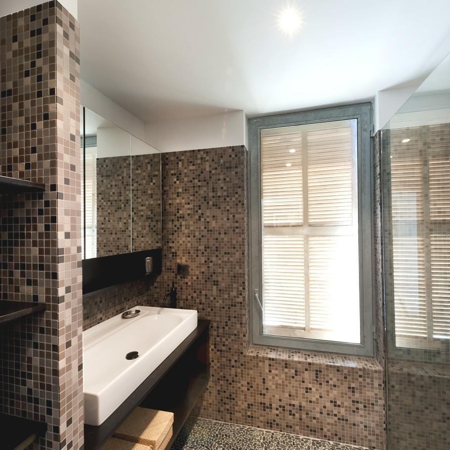 Интерьер загородного дома: фото оформления семейного особняка в Марселе