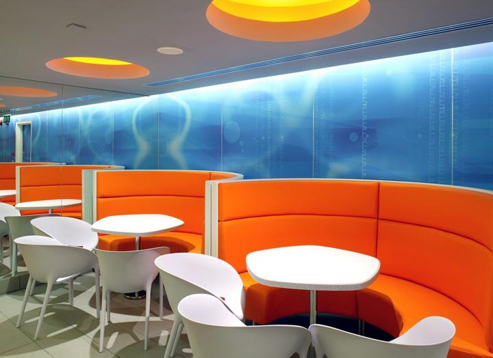 Ресторан McDonald's в Лондоне