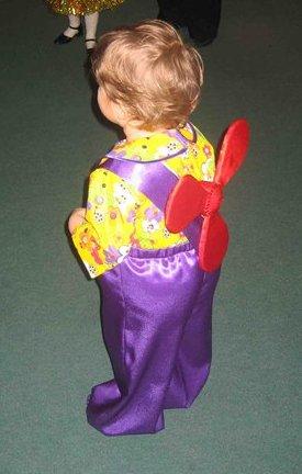 Как своими руками сделать костюм карлсона своими руками